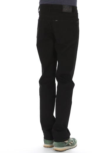 Lee&Wrangler Lee & Wrangler L452Jbcs Brooklyn Straight Klasik Pantolon Siyah